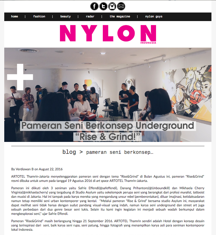 nylon.co.id
