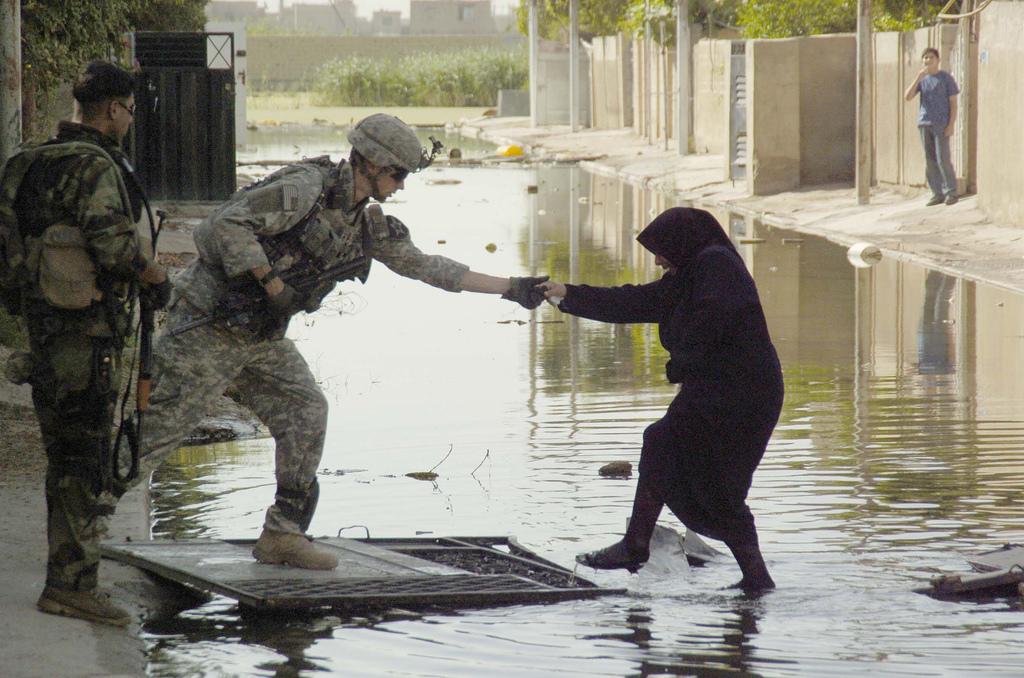 Photo Cred: U.S. Army — May 8, 2007 — Sgt. Nick Crosby
