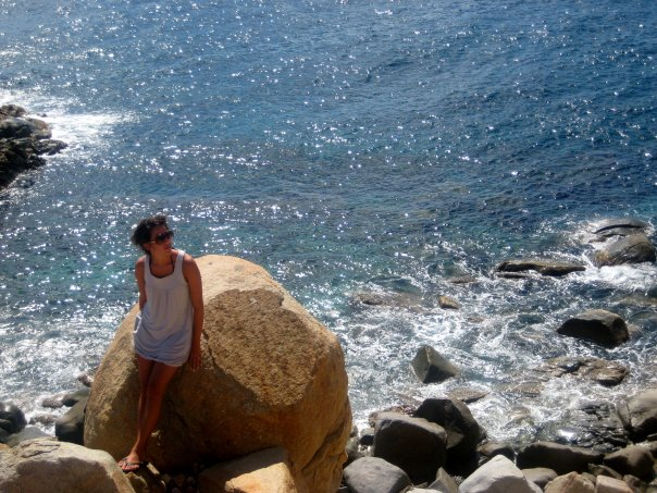 Virgin Gorda, BVI. A trip during my study abroad in the Caribbean.