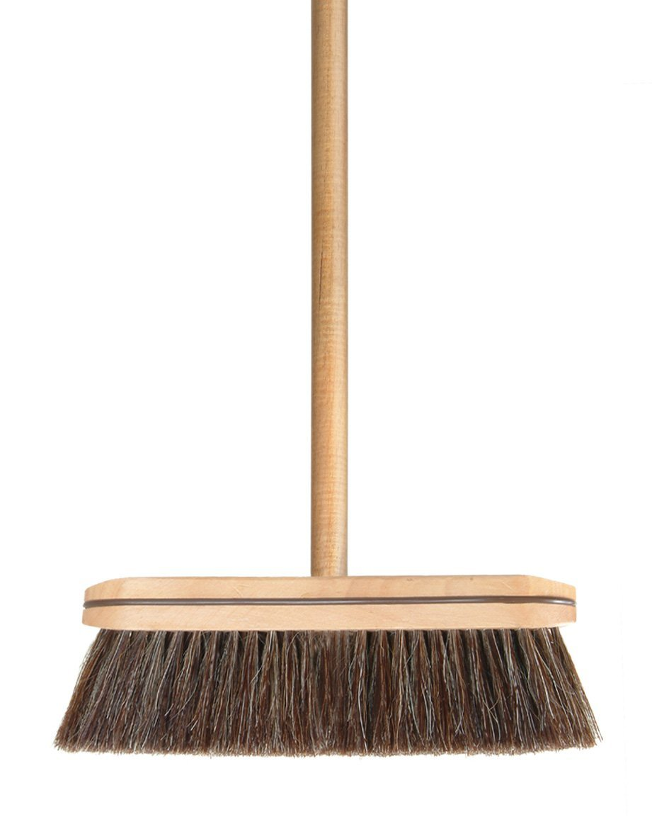 Wooden Broom - Maddie has already purchased one, and Cordelia got to try it out when she stayed with Phoenix recently. Beautiful, functional, and more quiet than an electric sucker. It's perfect for hardwood floors and tile!$19.99