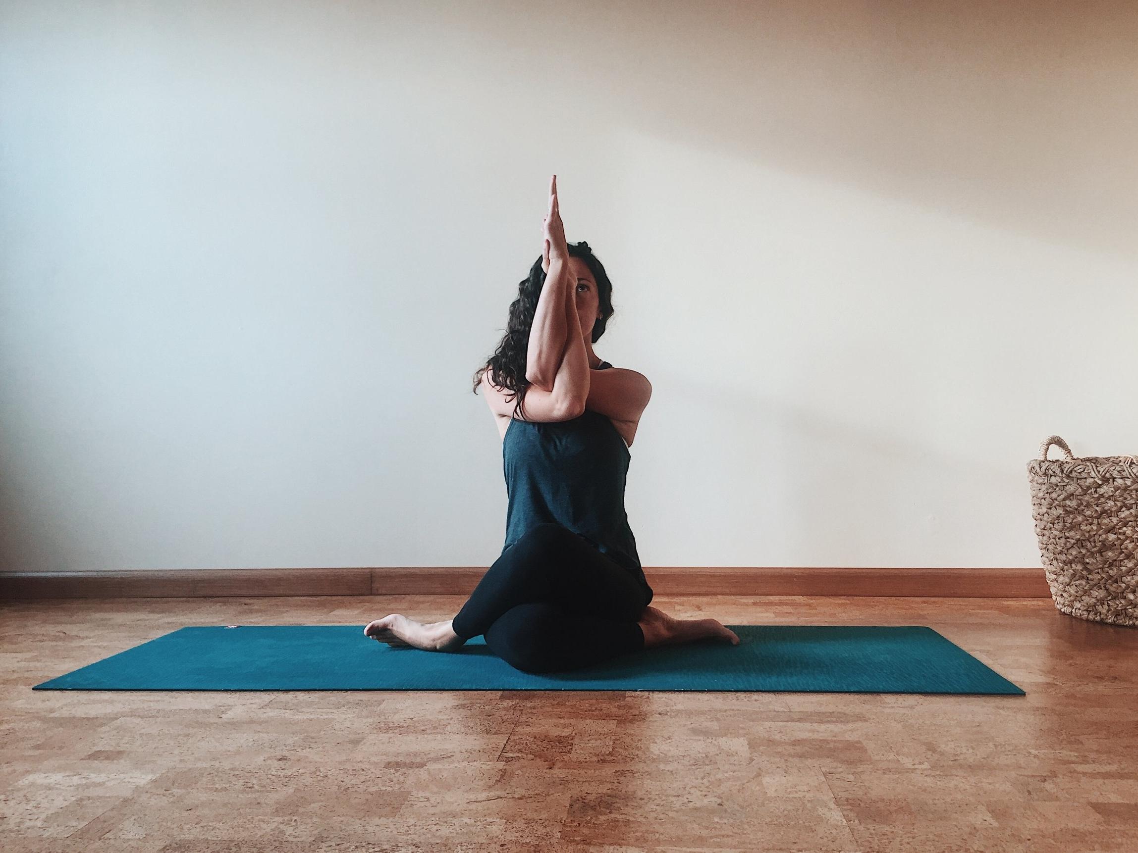 cordelia ann yoga