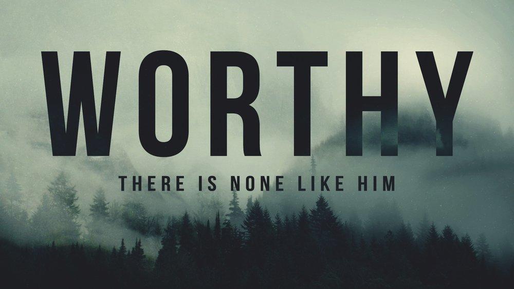 Worthy Sermons - Mill City Church podcast
