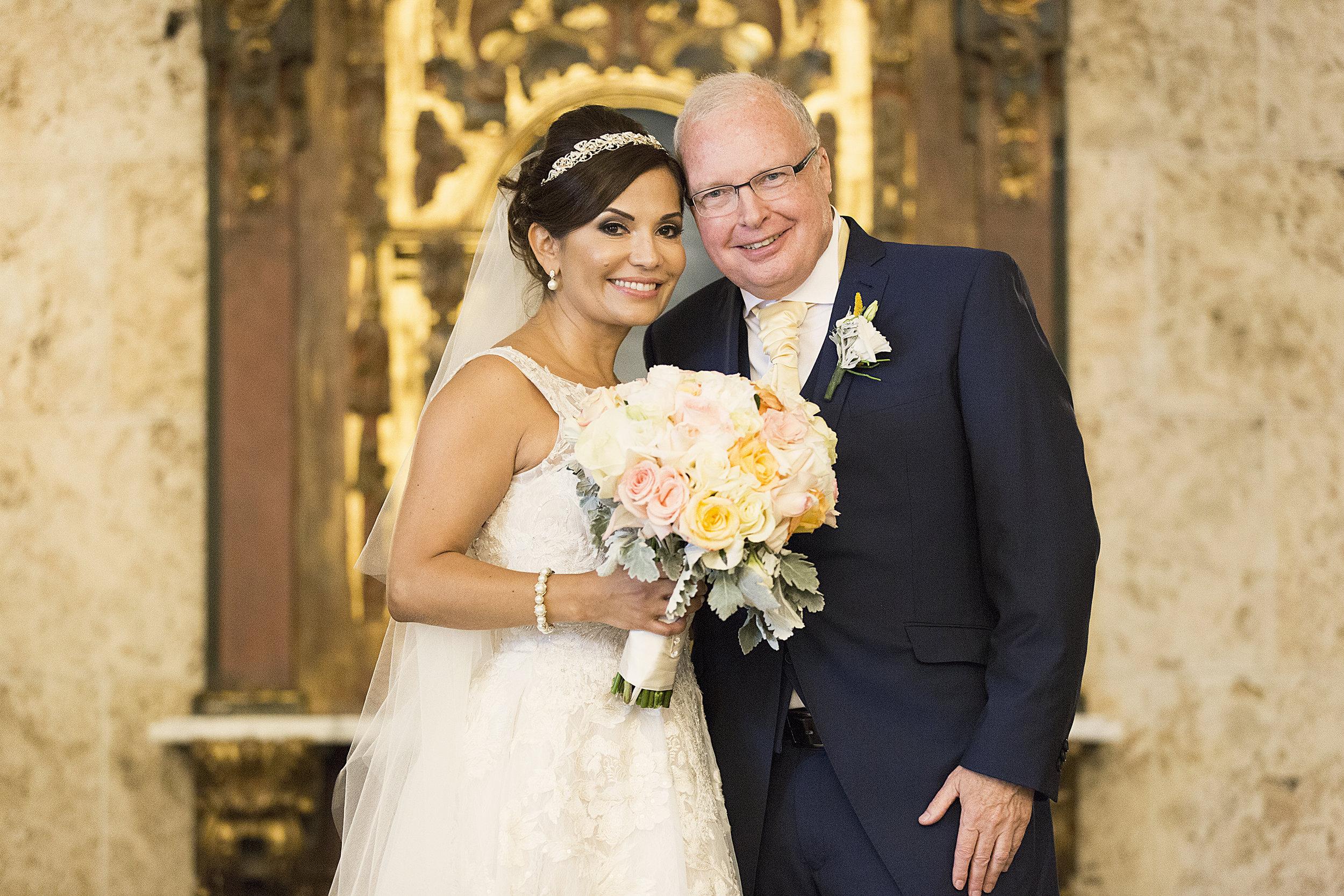 Pastor Wes & Adriana Wedding