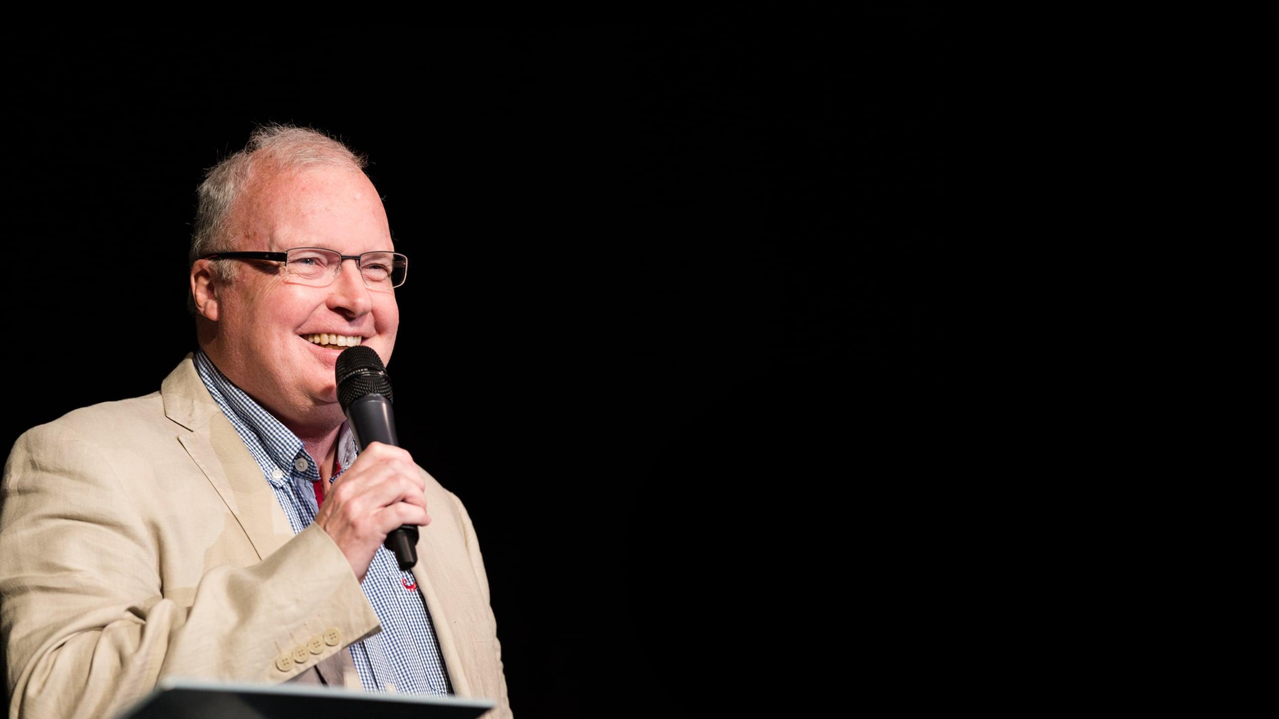 Pastor Wes Richards