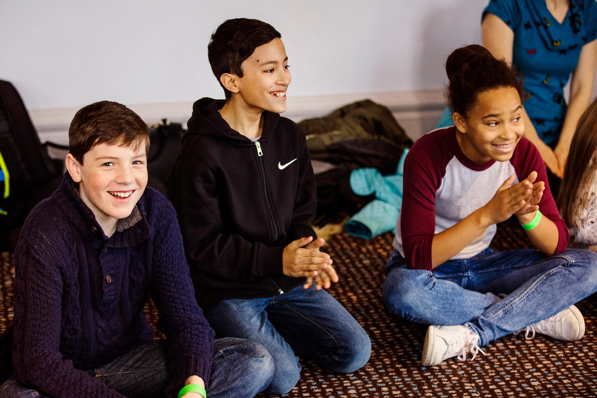 Kids & Youth - Children are a huge part of the church and there are multiple weekly programmes for children of all ages, with a special monthly event for the teenagers too.