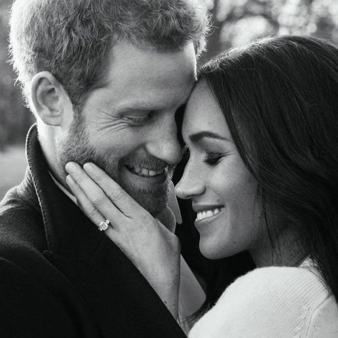 Royal Wedding - Prince Harry and Meghan
