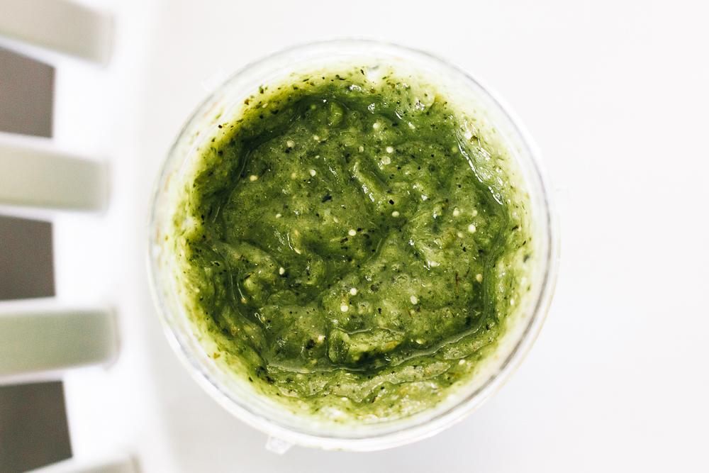 salsa verde tomatillo chile verde