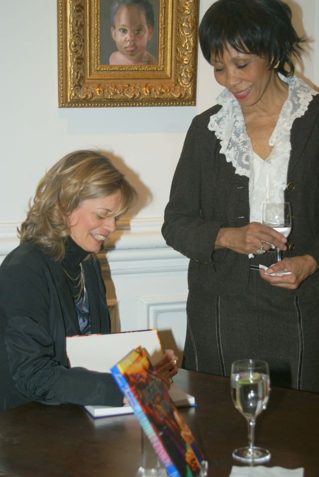 Book Signing at The Pen & Brush in Greenwich Village