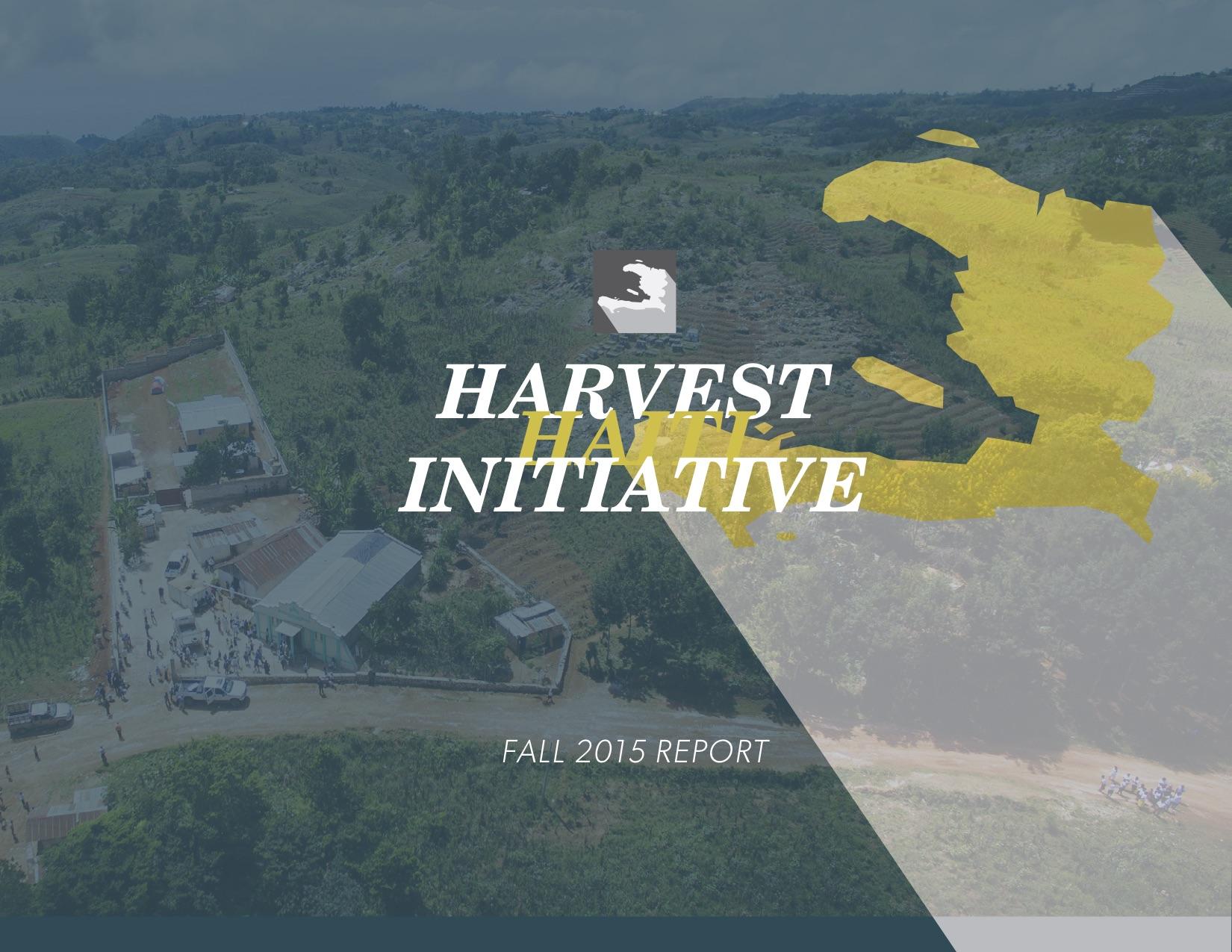 Fall 2015 Harvest Haiti Newsletter.jpg