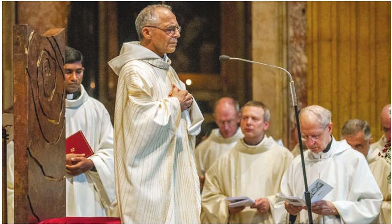 Fr. Bruno Cador é , O.P. -  Master of the Order of Preachers