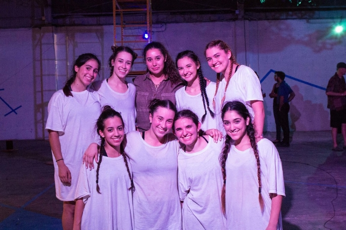 New World School of The Arts (NWSA), senior dance group & Alessandra Fernandez, National Young Arts Foundation Scholar