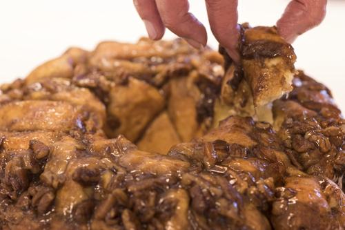 A delicious bread recipe using Cinnamon Brown Sugar Butter.