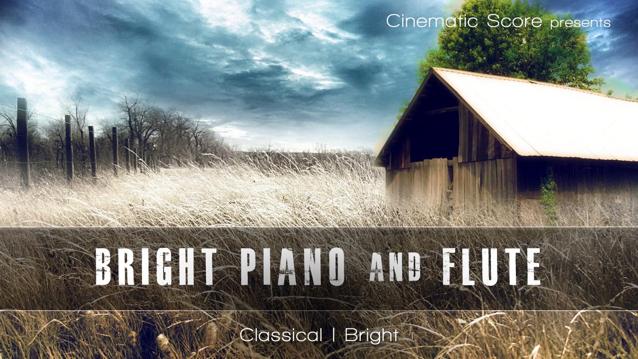 Bright Piano and Flute