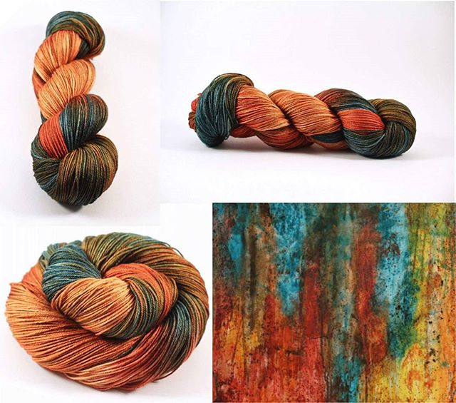 Hi y'all! Episode 21 is out and it is replete with reintroductions, and a new segment on sustainability and ethics in the fiber art community. in addition to that, I've been having SO much fun dyeing yarn! I've been consolidating most of my photos on a sister instagram page @sinewandstoneyarns if you would like to check them out!  #podcast #thewovenroad #knitlife #handdyedyarn #knittersofinstagram #knittingpodcast #yarnporn