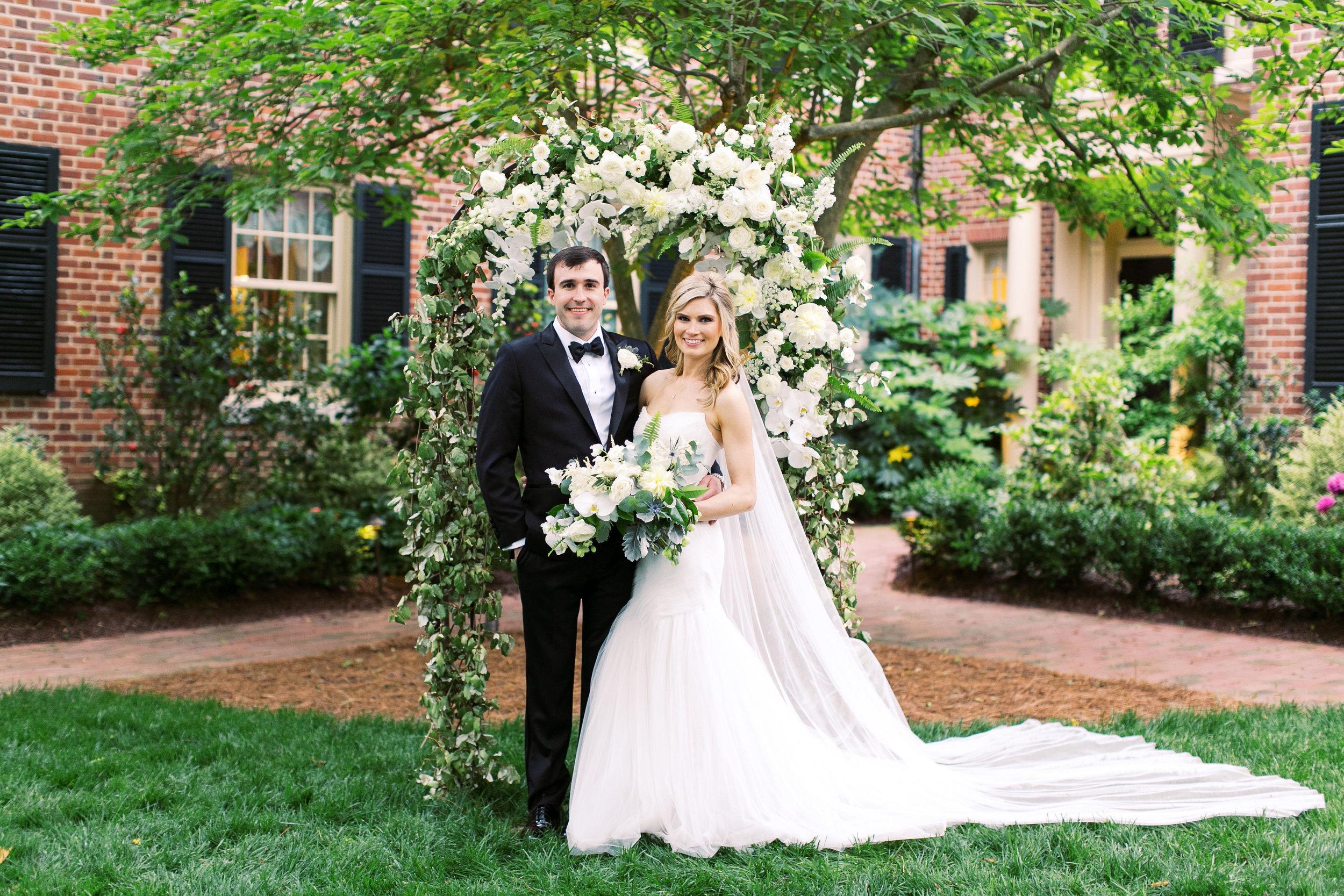 Courtney + Scott - Carolina Inn, Chapel Hill NC