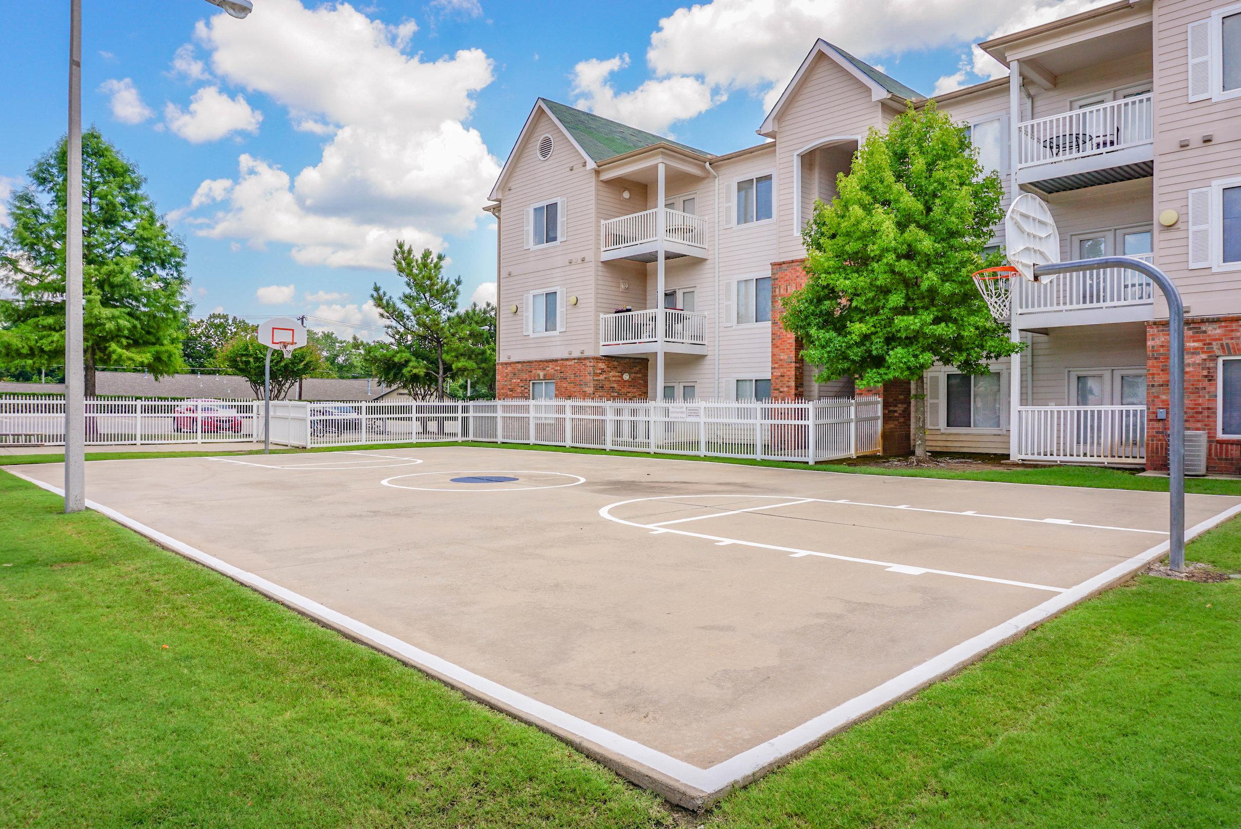 Play Basketball at The Edge at Norman