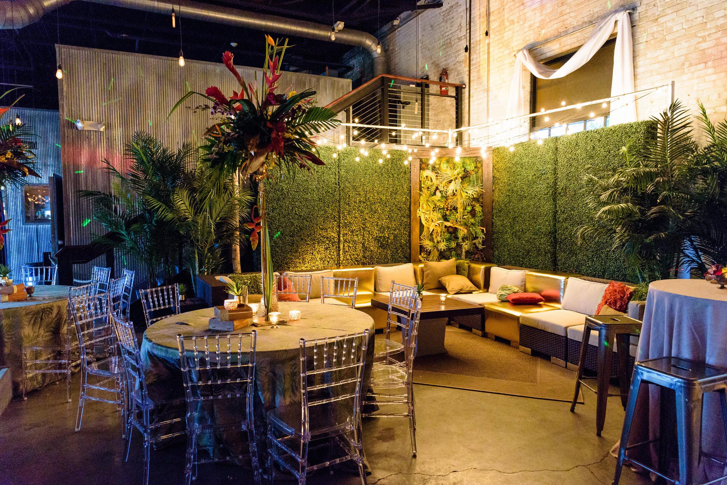 Lounge Atmosphere Design + Rentals
