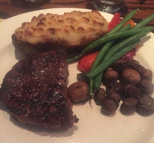 Top Sirloin Dinner