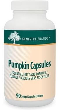 Pumpkin capsules