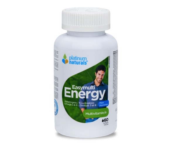 Platinum Naturals Easy Multi Energy
