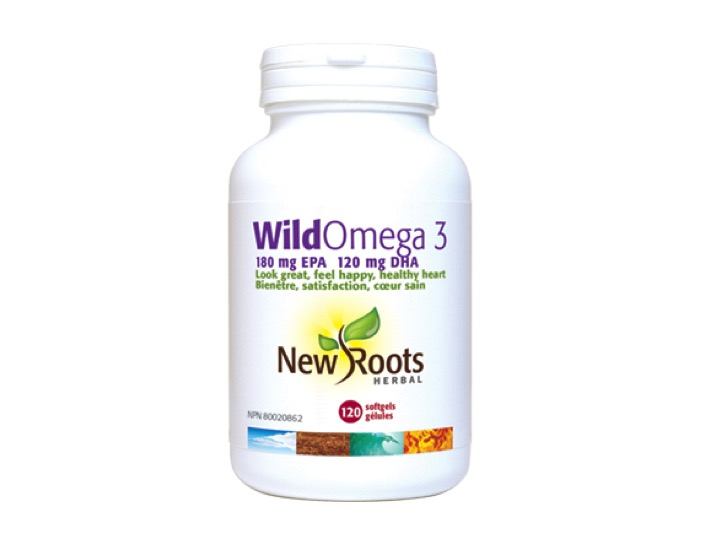 New Roots Wild Omega 3