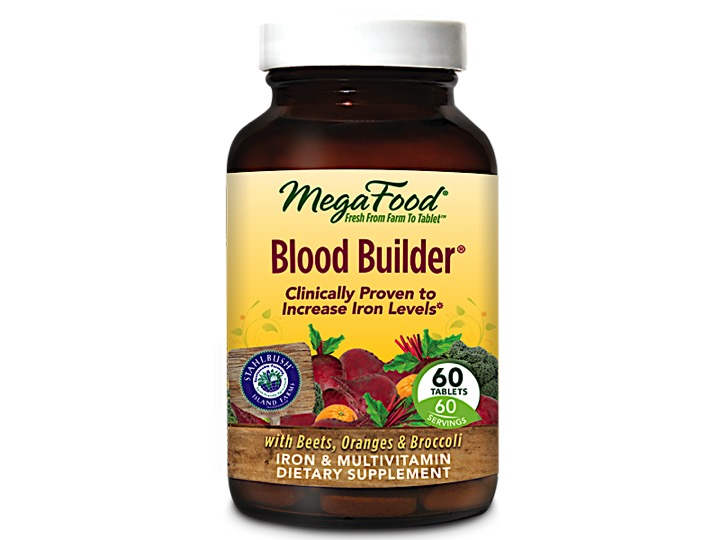 Mega Food Blood Builder