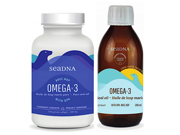SeaDNA Seal Oil