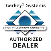 Life Sustainers is - An Authorized Berkey Dealer