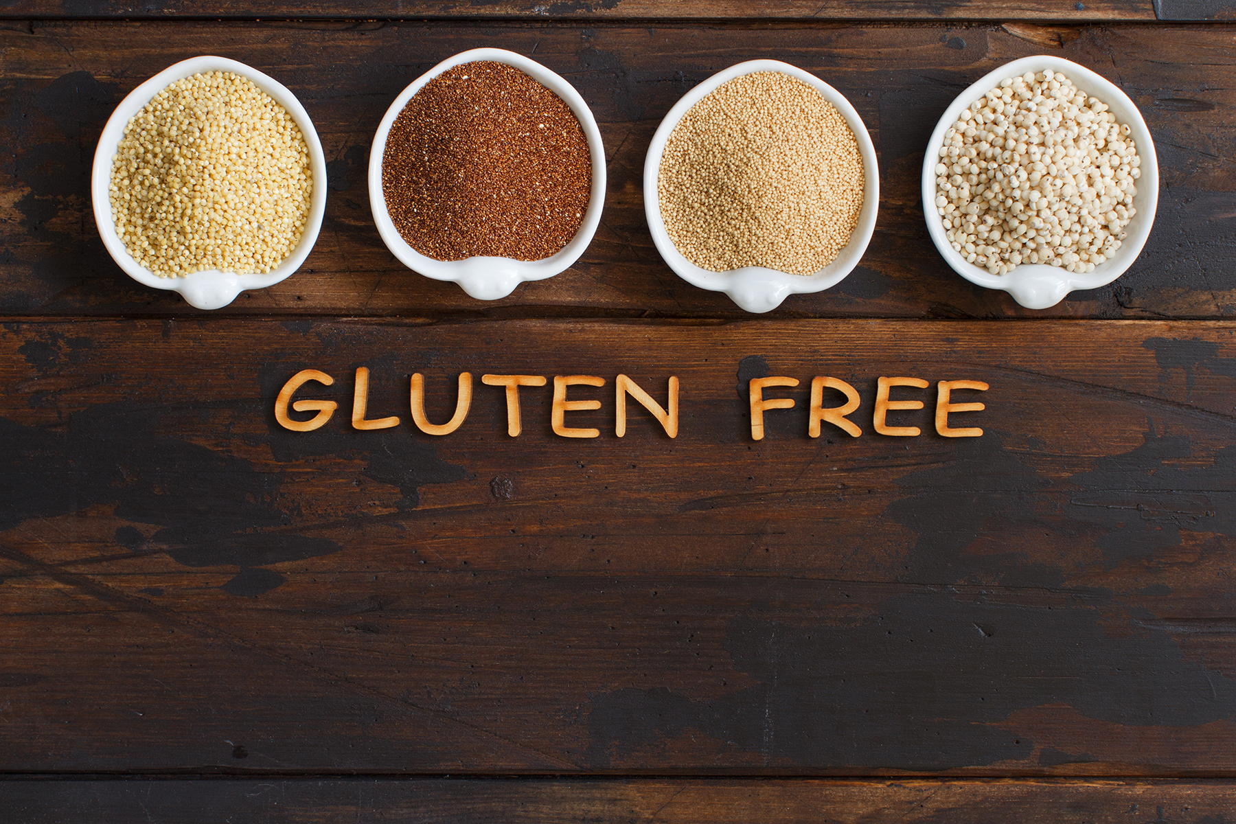 Gluten Free Menu: <strong>CLOSED DUE TO FIRE</strong> — The