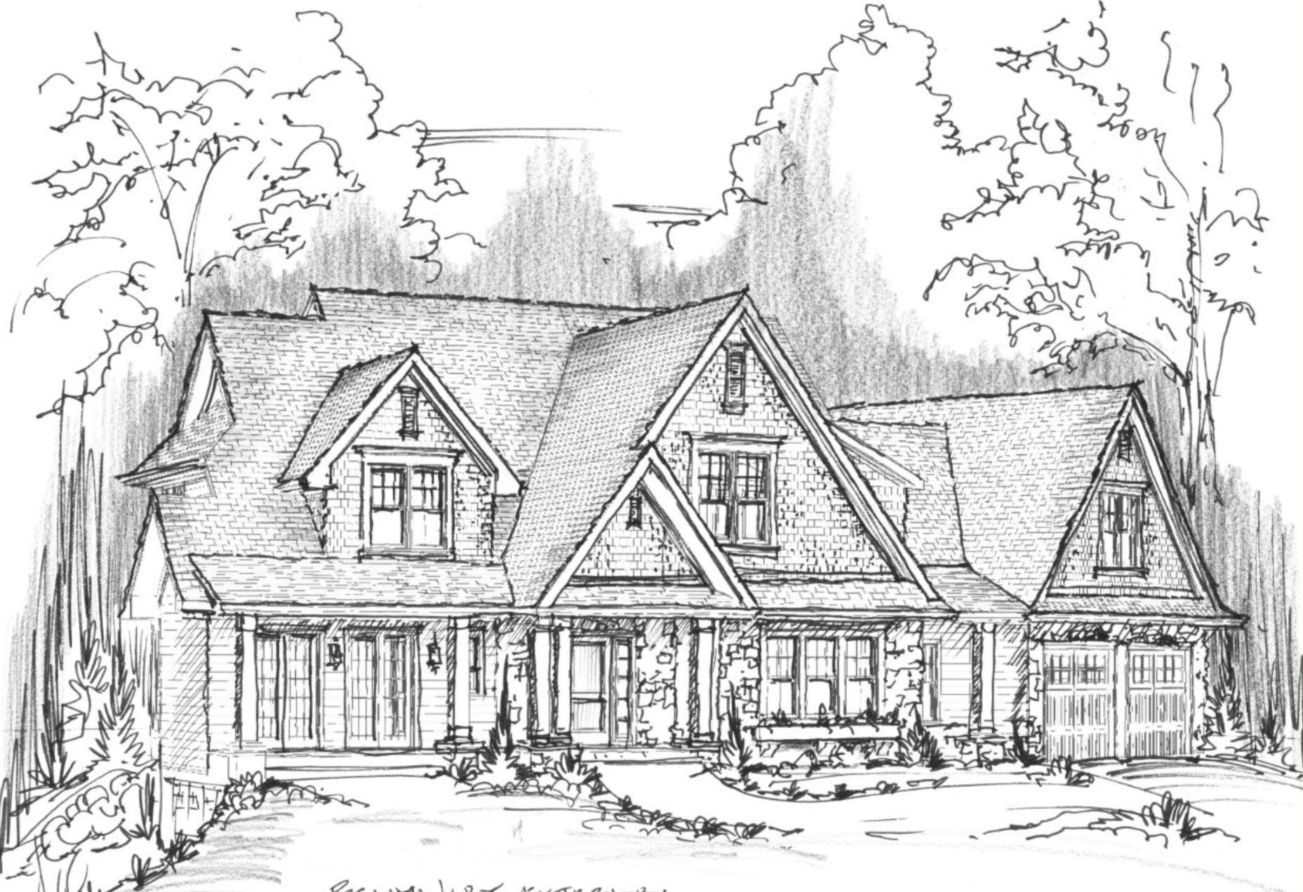 Edina New Build | Sketch