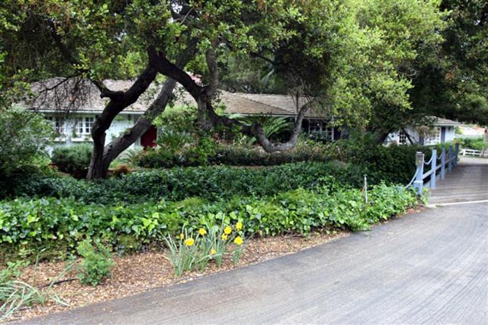 Montecito Country Montecito, California   California Ranch home.    Offered at $2,795,000 SOLD