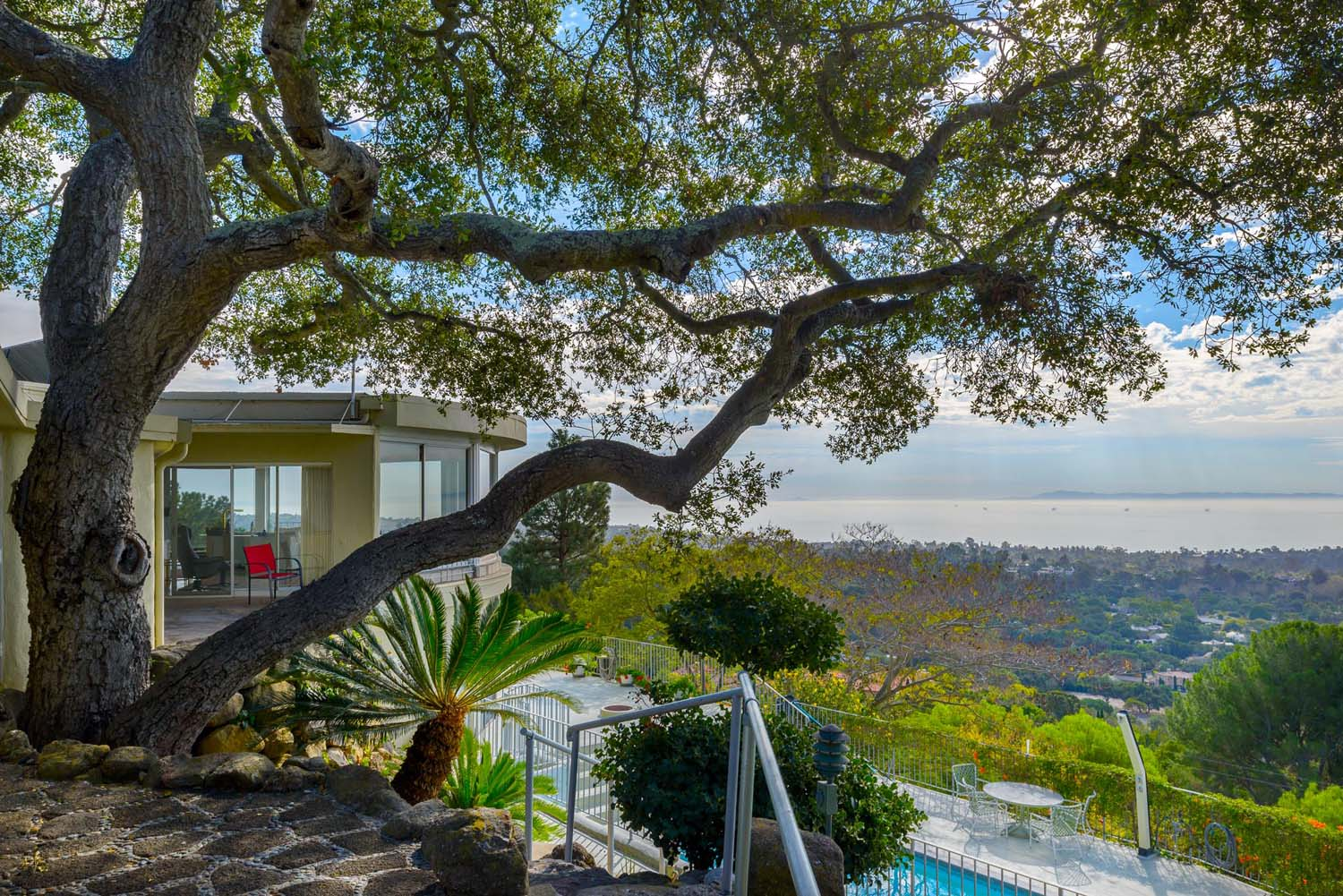 1508 East Mountain Drive Santa Barbara, California 93108   Overlooking the entire Montecito Valley    Offered at $5,500,000 SOLD