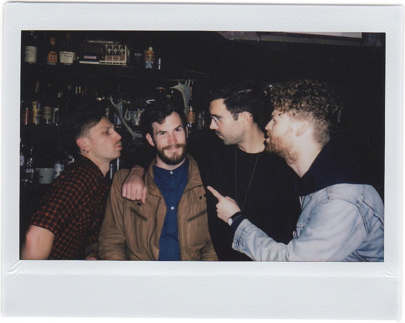 The Nick Murphy crew