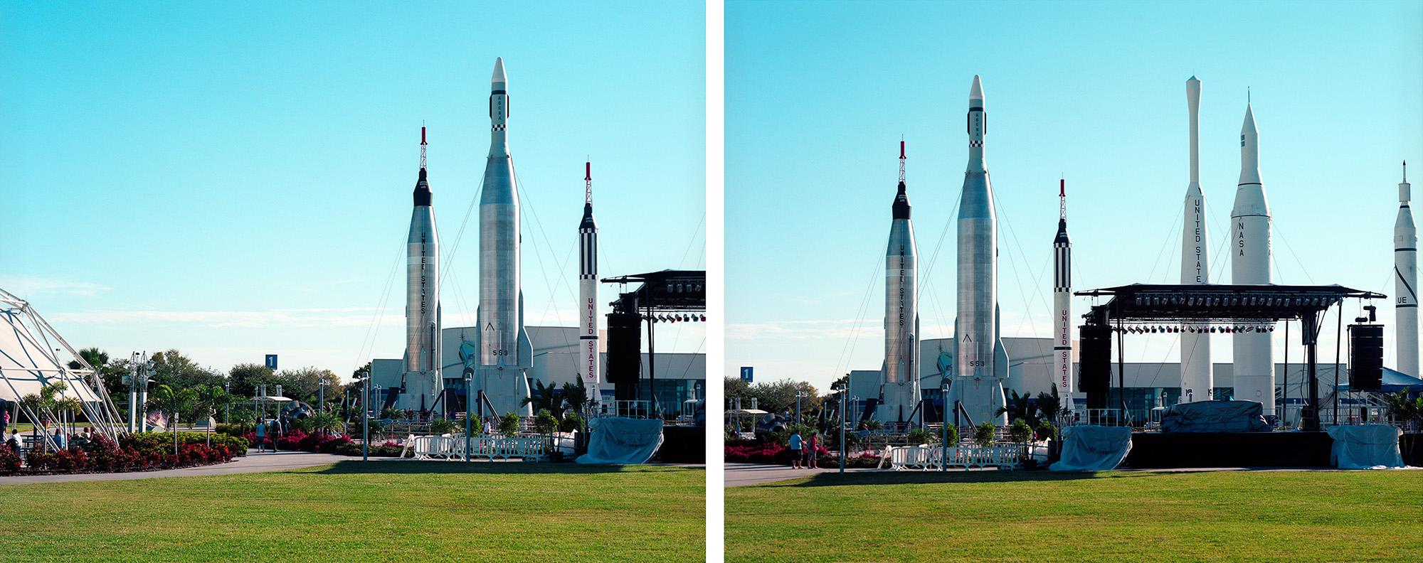 Nasa Space Center, Florida