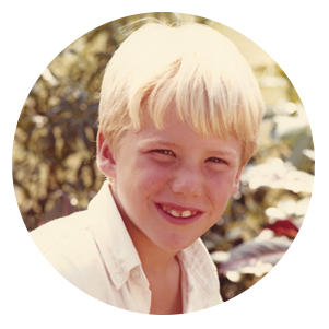 BILLY AGE 8