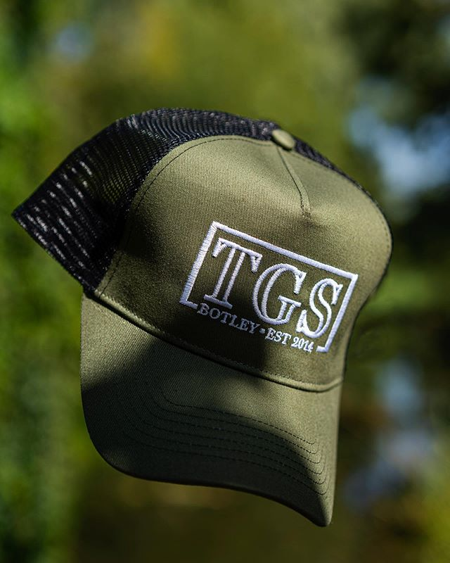 New TGS hat is in stock both in store and online!