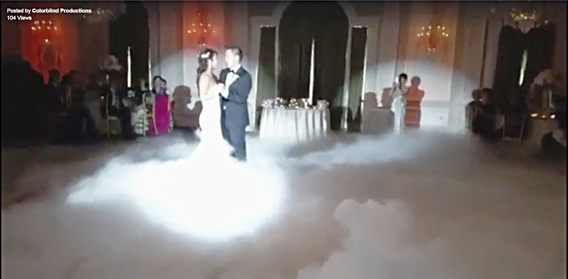 Dance on a cloud...