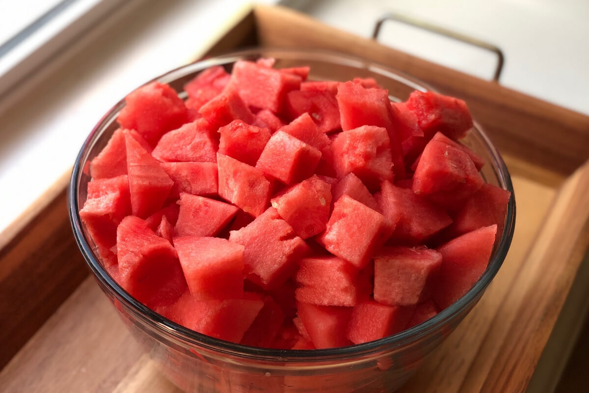Two Simple Ways to Keep Your Watermelon Tasting Fresh-Cut and Without Soggy Pieces