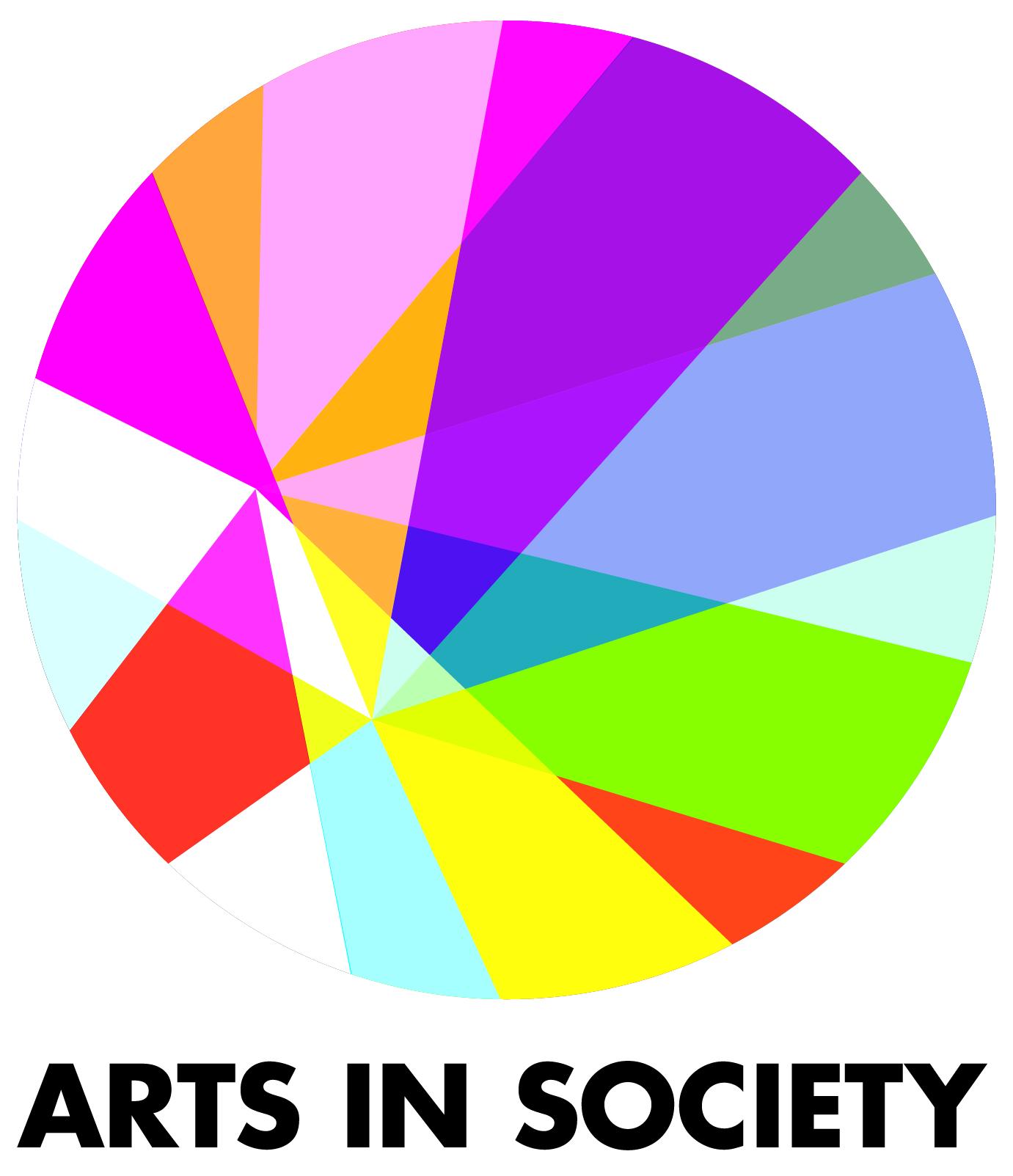 Arts in Society grant program logo