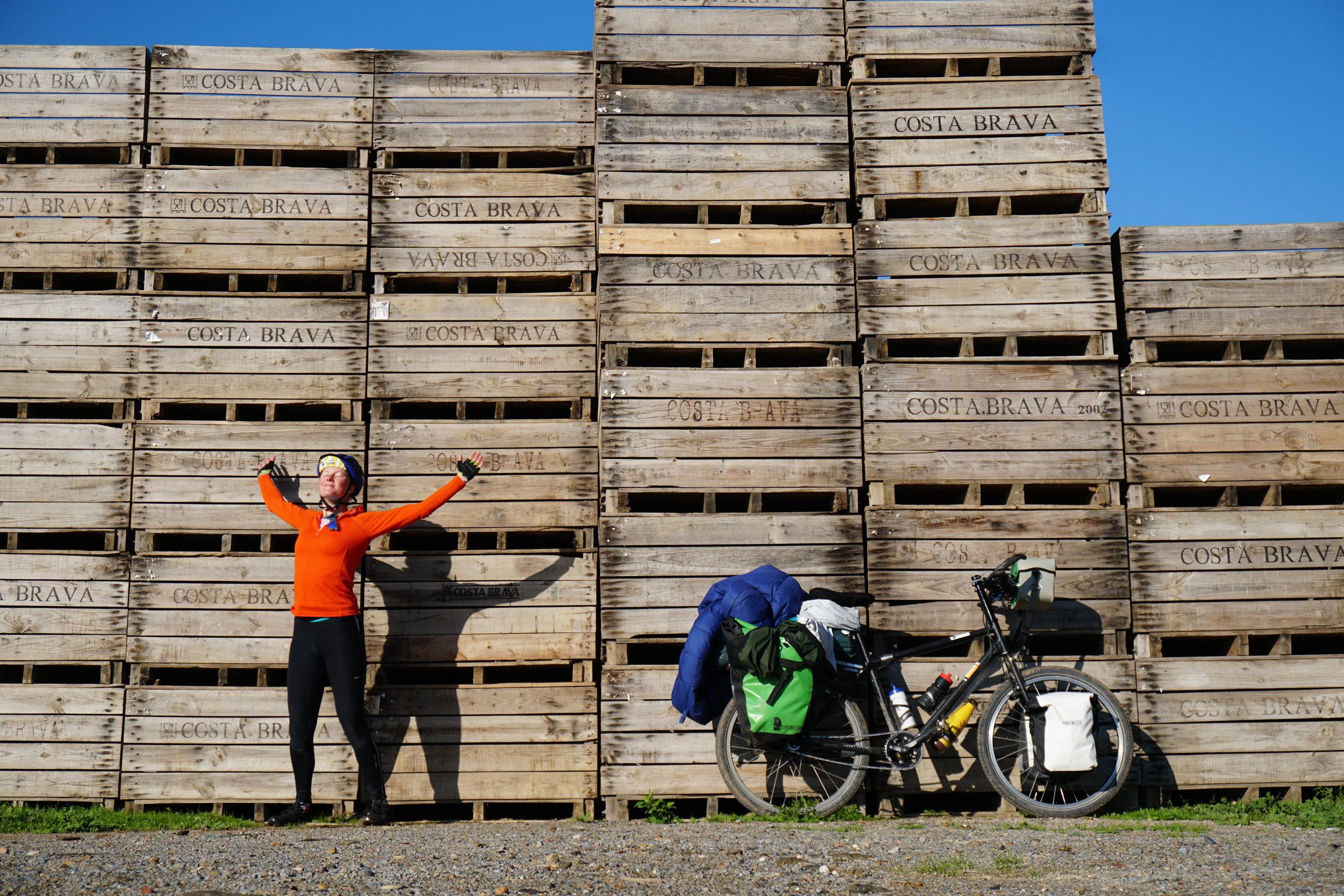 Costa Brava cycle touring.JPG