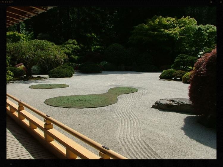Tallahassee Oriental gardens
