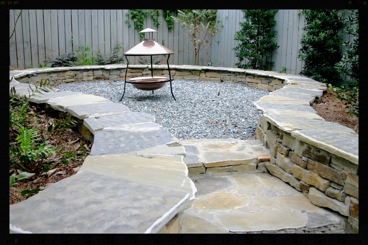 Tallahassee Bainbridge Crawfordville Fireplaces and Pits landscaping