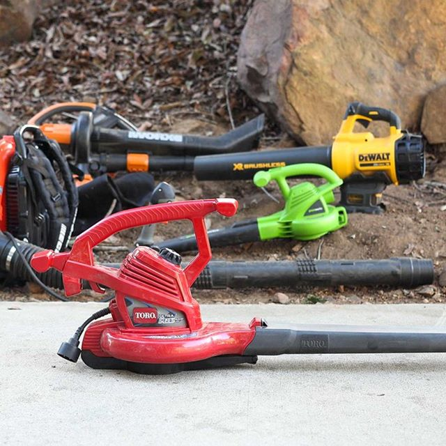 New Blog Posted @ Dickersonlandscaping.com  What Should I Know Before Buying a Garden Leaf Blower?