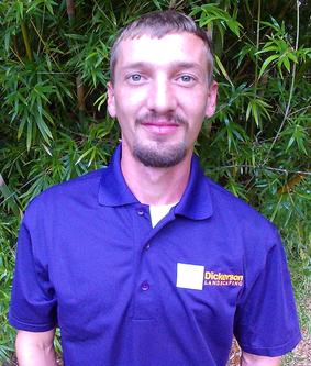 Shane, Landscape Foreman