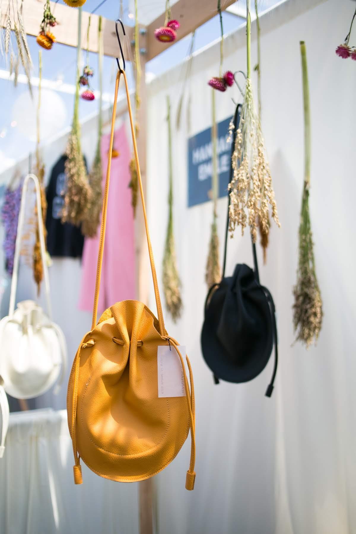 Hannah Emile West Coast Craft Booth