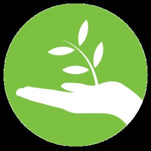 Icon: Biodegradable