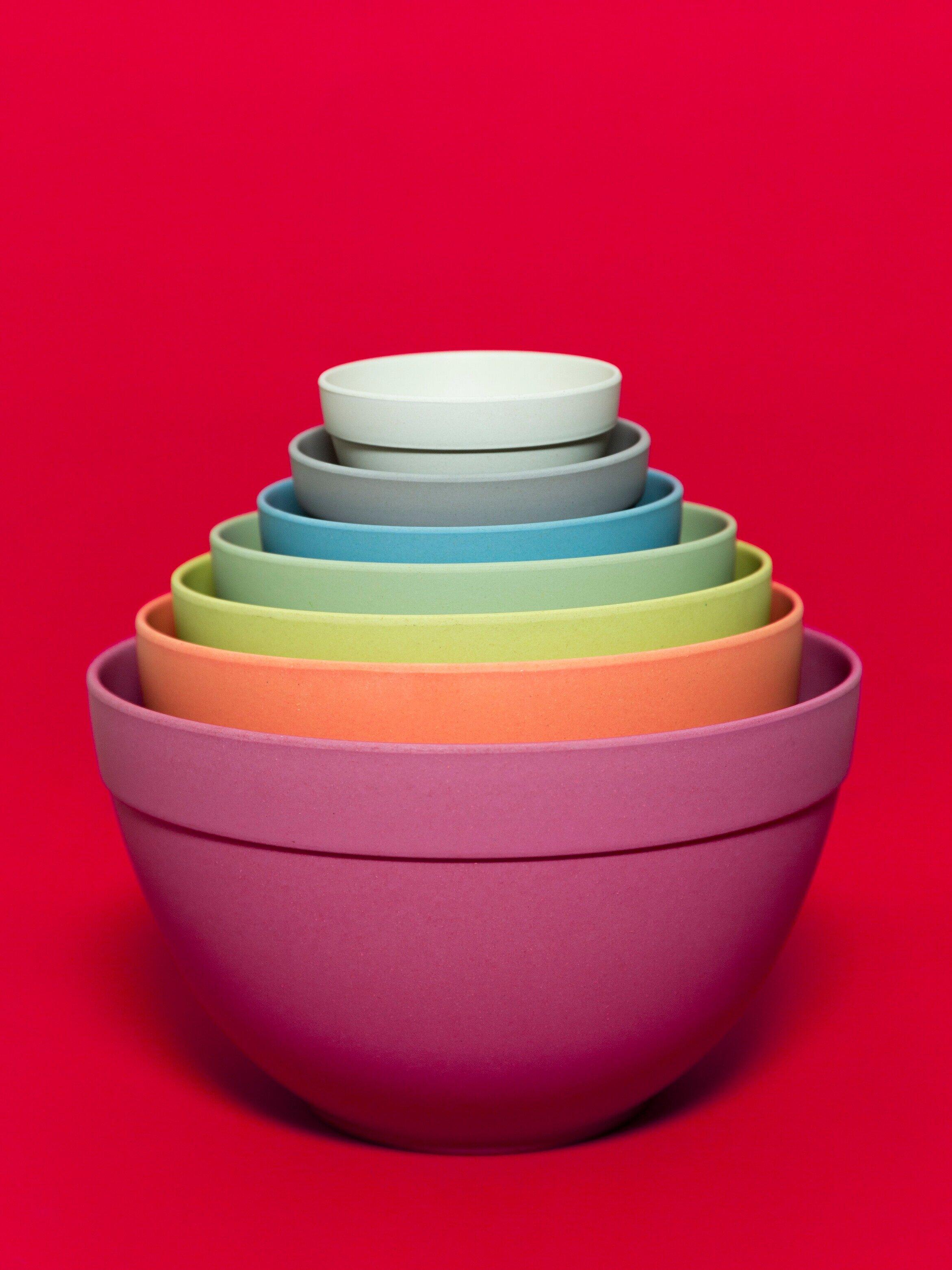 Baking Tools: Mixing Bowl Set