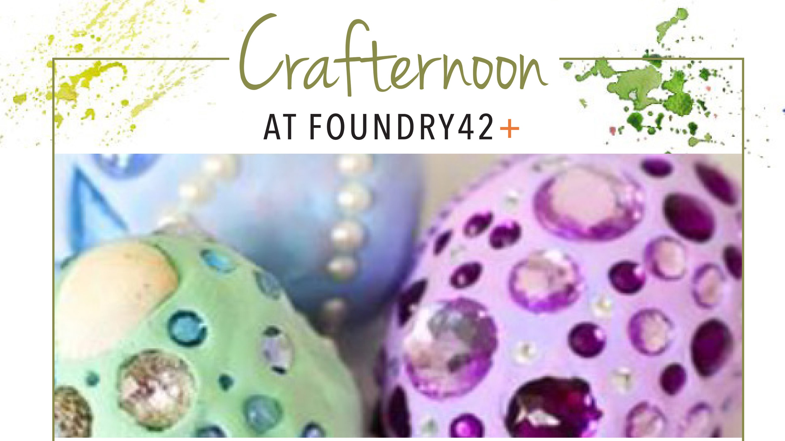 Come join certified Art Teacher, Ms. Nicole for an afternoon of crafting! We will be crafting Dragon Eggs! Ages 5 and up. $10/ per child All sales are final. No refunds or exchanges will be issued. *Parents must stay on-site.