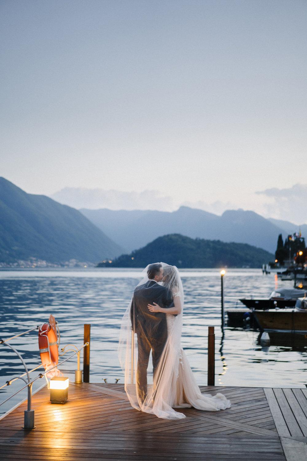 Tremezzo, Como lake, Italy