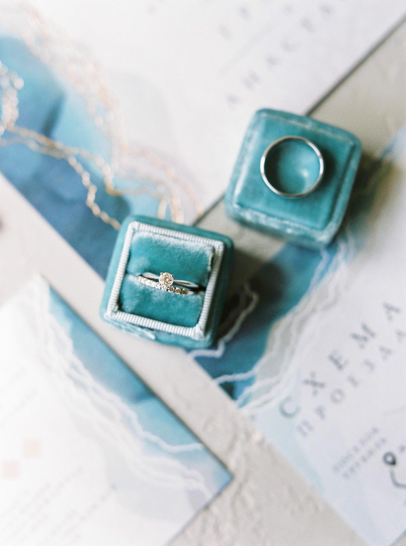 Ocean Blue Wedding, Russia